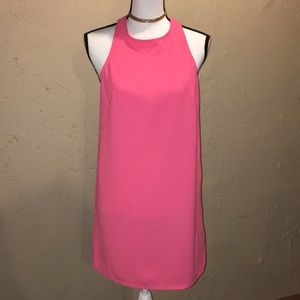 🧨Forever 21 Sleeveless Strappy Hot Pink Dress Sm